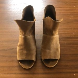 Brown Vince Camuto Boots